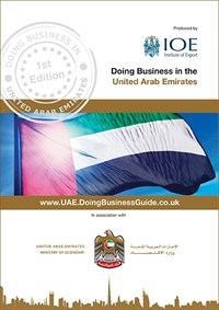 Doing Business in the UAE Guide cover
