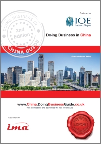 Doing Business in China Guide cover